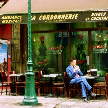 La cordonnerie – Published in the Guardian