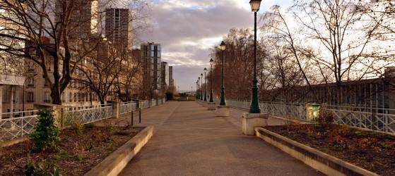 Promenade du quai de Grenelle