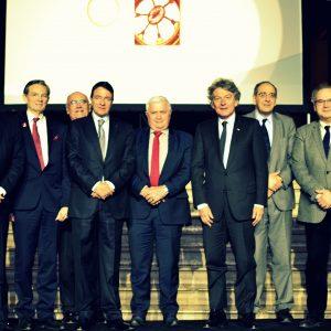 Les dix nouveaux académiciens sont : René Amalberti, conseiller sécurité à la Haute autorité de santé (HAS); Bernard Barbier,  responsable de la sécurité interne du groupe Capgemini /Sogeti; Thierry Breton, PDG d'Atos; Jean-Paul Laumond, directeur de recherche au LAAS-CNRS; José-Alain, Sahel, directeur de l'Institut de la vision; Pascale Sourisse, directeur général du développement international de Thales; Jacques Stern, membre de l'ARCEP; Serge Tisseron, psychiatre, docteur en psychologie de l'université Paris VII Denis Diderot; Peter Van Bladeren, directeur des affaires scientifiques et régulatoires du groupe Nestlé; Dominique Vernay, administrateur de la Fondation de coopération scientifique Campus Paris-Saclay.
