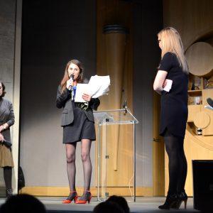 Mathilde Chapelle reçoit le Prix Commerce-Artisanat pour son food truck le Morgane & Co
