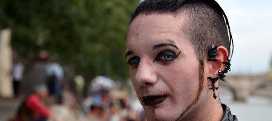 Gothic guy