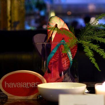 Soirée Havaianas
